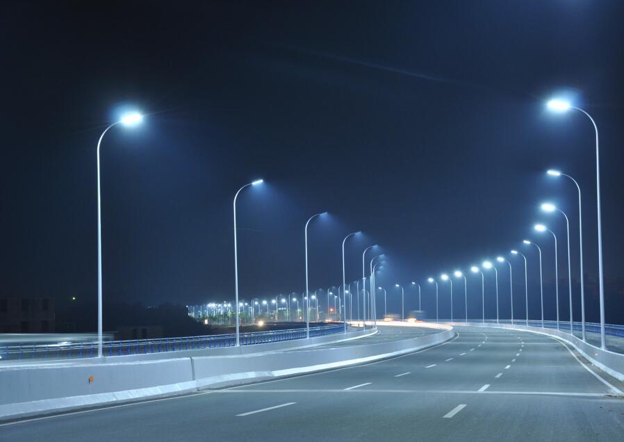 гост освещение автомобильных дорог