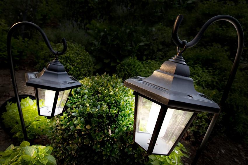 схема подключения уличного освещения