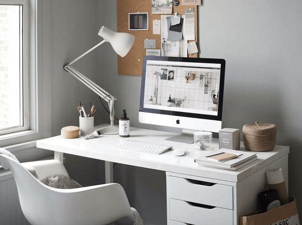 Освещение рабочего места в домашних условиях
