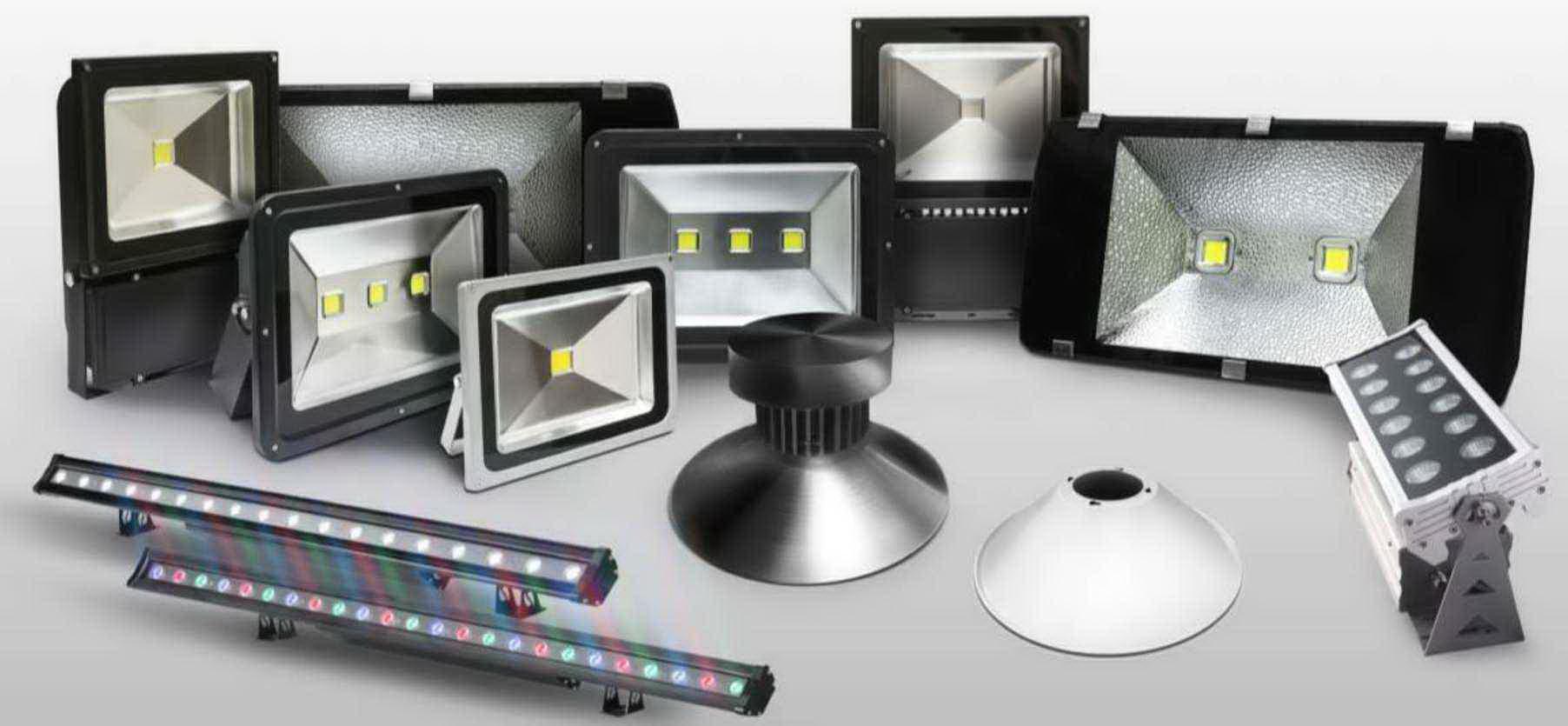 как проверить светодиодный прожектор