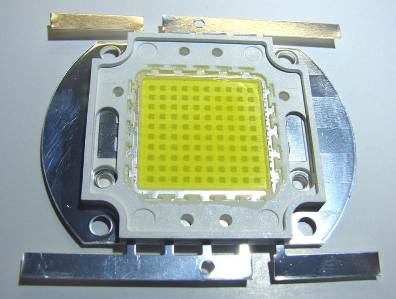 Расчет радиатора для светодиода