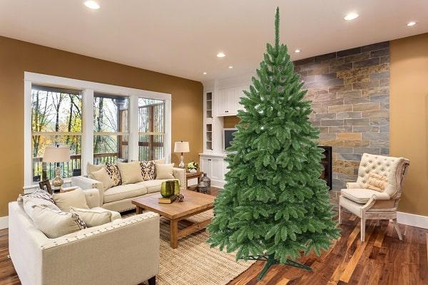 Как выбрать искусственную елку для дома и офиса