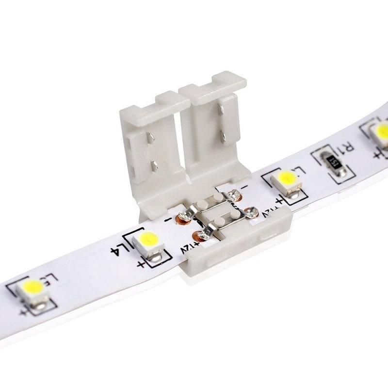 Как подключить коннектор к светодиодной ленте