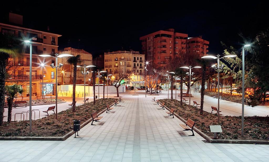 уличные светильники фото