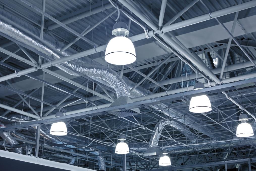 какие искусственные источники света применяются на производстве