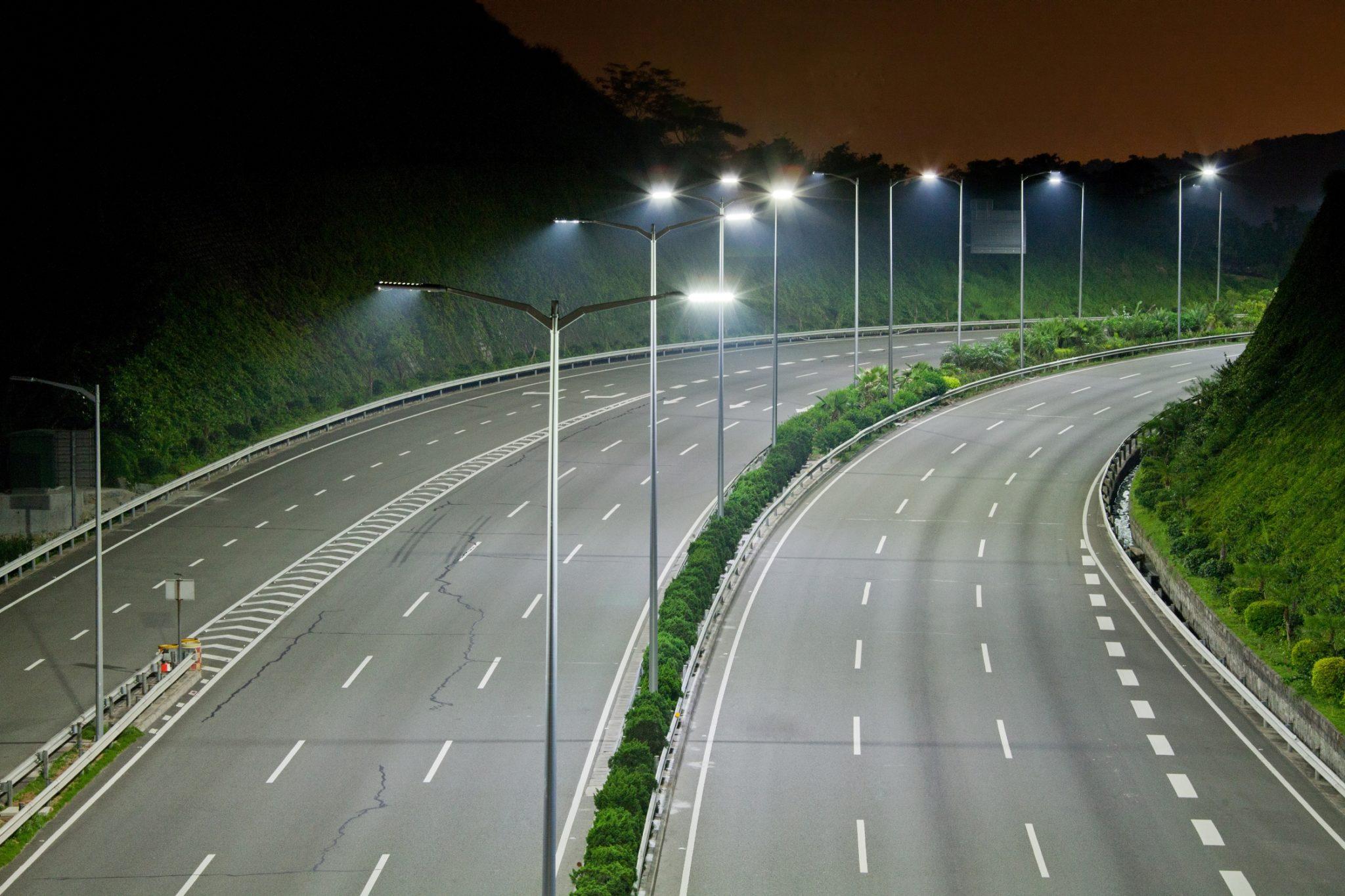 дорожные светильники светодиодные