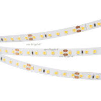 Лента RT 2-5000 24V Warm3000 2x (2835, 600 LED, CRI98) (ARL, 14.4 Вт/м, IP20)