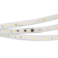 Лента ARL-10000PGS-220V White6000 13mm (5060, 54 LED/m, M-F Link) (ARL, 8 Вт/м, IP67)