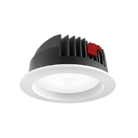 Св-к Downlight DL-PRO встр 52Вт 3000K 226*96мм IP65 (монт. отв.200-215мм)