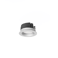 Св-к Downlight DL-PRO встр 10W 3000K 103*58мм IP65 (монт. отв. 90мм)