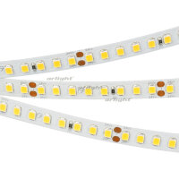 Лента RT 2-5000-50m 24V Warm3000 2x (2835, 160 LED/m, LUX) (ARL, 12 Вт/м, IP20)