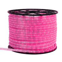 Дюралайт ARD-REG-FLASH Pink (220V, 36 LED/m, 100m) (ARDCL, Закрытый)