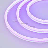 Гибкий неон GALAXY-1608-5000CFS-2835-100 12V Purple (16x8mm, 12W, IP67) (ARL, 12 Вт/м, IP67)
