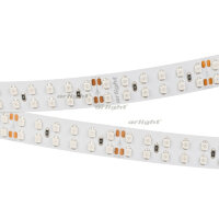 Лента RT 2-5000 24V Green 2x2 (3528, 1200 LED, LUX) (ARL, 19.2 Вт/м, IP20)