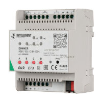 INTELLIGENT ARLIGHT Диммер KNX-104-DIM-DIN (12-24V, 4x4A) (IARL, -)