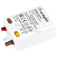 Блок питания ARJ-KE40250-MINI (10W, 250mA, PFC) (ARL, IP20 Пластик, 5 лет)