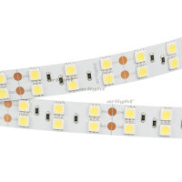 Лента RT 2-5000 24V White6000 2x2 (5060, 600 LED, LUX) (ARL, 28.8 Вт/м, IP20)