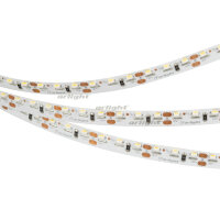 Лента RS 2-5000 12V Warm3000 2x (3014, 120 LED/m, LUX) (ARL, 9.6 Вт/м, IP20)